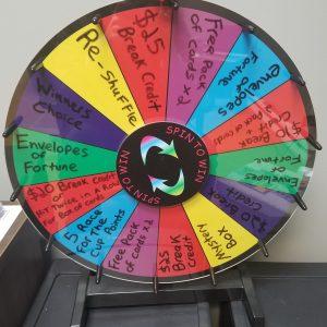 Overtime Wheel Spin