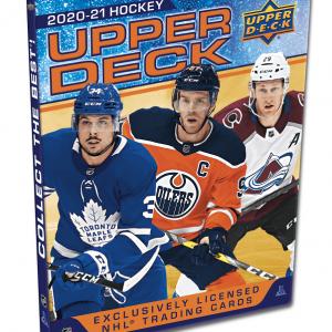 20/21 Upper Deck Hockey Binder